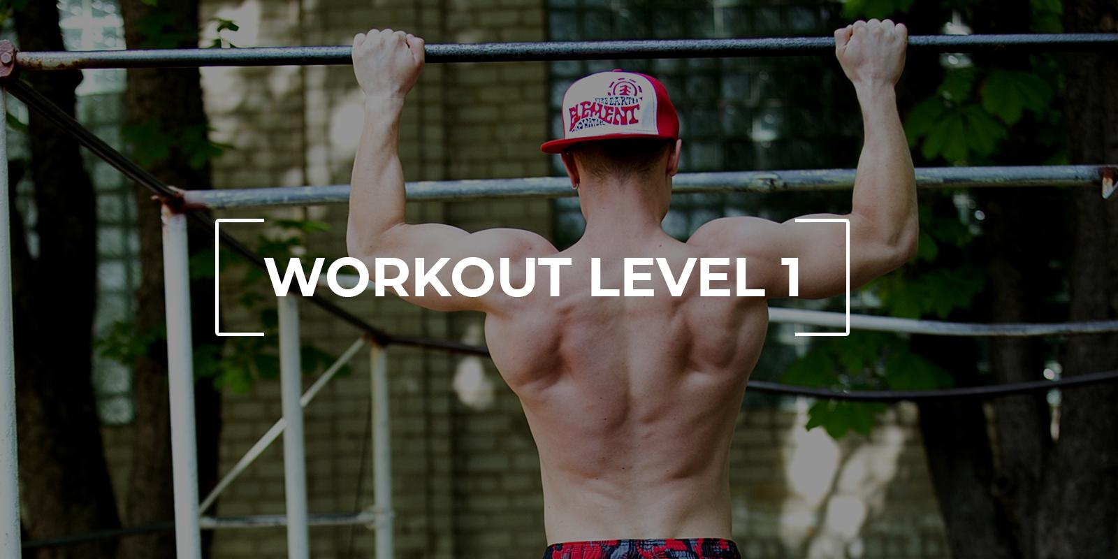 Workout Level 1 — Новичок
